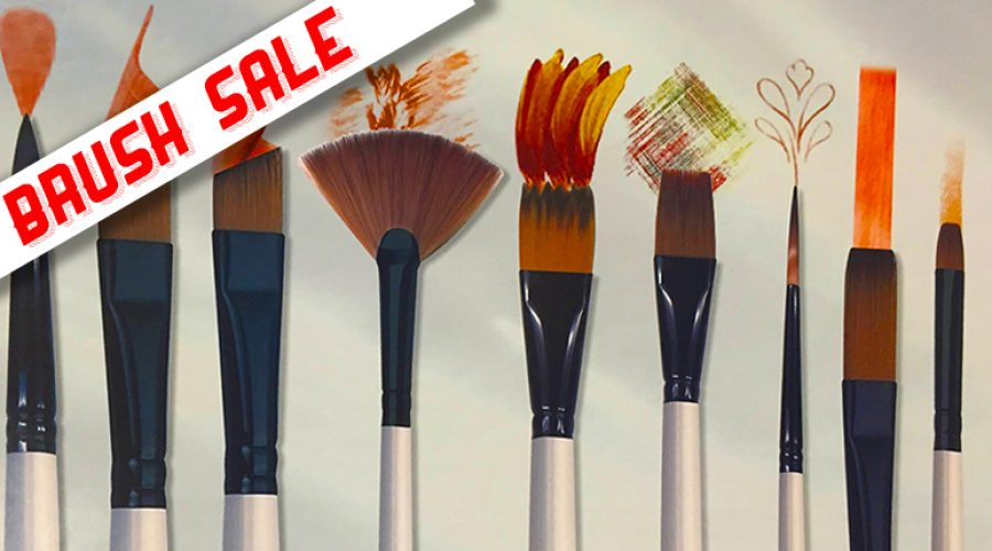Daler Rowney Brush Sale