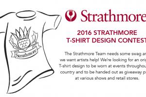Strathmore T-shirt Design Contest